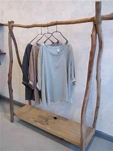 Faire Dressing Dans Une Chambre : le dressing en bois de r cup pas cher et tendance ~ Premium-room.com Idées de Décoration