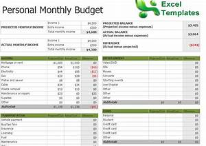 excel budget template new calendar template site With how to make a budget plan template