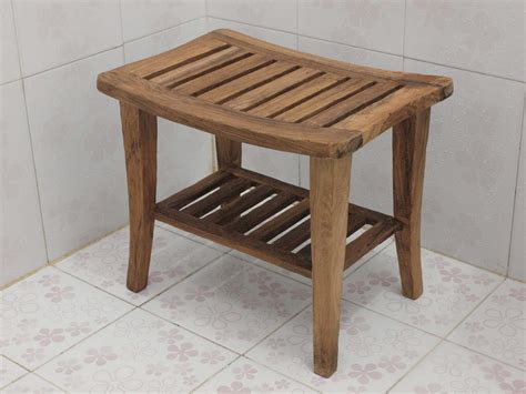 shower bench teak teak shower bench bagoes teak furniture