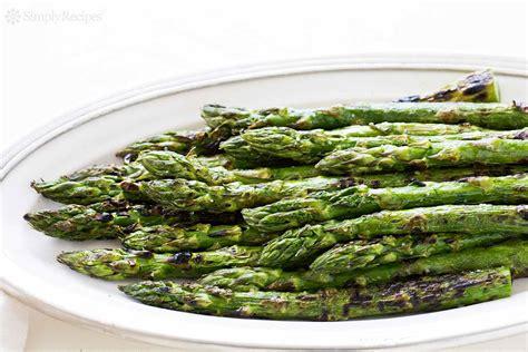 instant cuisine grilled asparagus recipe simplyrecipes com