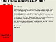 Hotel General Manager Cover Letter Cover Letter Cover Letter Cover Letter Examples Hospitality Cover Auditor Cover Letter Front Desk Clerk Cover Letter Examples Clhousekeeper Hotel