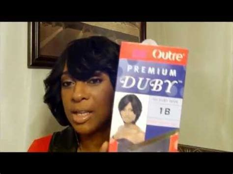 duby premium bob hairstyle youtube