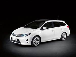 Toyota Auris Break Hybride : 2012 toyota auris touring sports news and information ~ Medecine-chirurgie-esthetiques.com Avis de Voitures