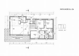 maison rt 2012 terrain en pente puy de dome With superb maison de la fenetre 16 bricobilly plans