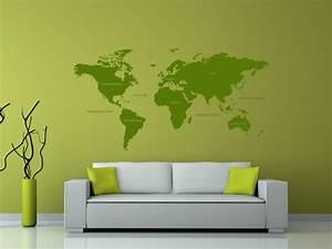 Wand Streichen Ideen Grün : farbgestaltung arbpsychologie wie farben an der wand wirken ~ Markanthonyermac.com Haus und Dekorationen