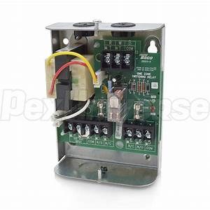 Taco Sr501-4  1-zone Switching Relay