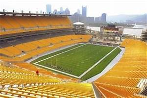 Judge To Steelers  Prove New Heinz Field Seats Meet Capital