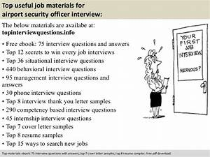 Medical Billing Manager Resume Airport Security Officer Interview Questions