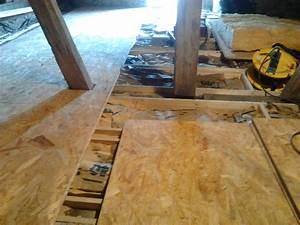 Isolation Phonique Plancher Bois Existant : isolation sol grenier sur plancher existant finest ~ Edinachiropracticcenter.com Idées de Décoration