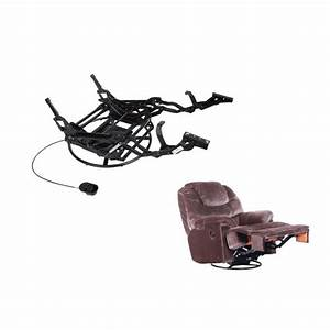 China Cheap Manual Swivel Recliner Mechanism Suppliers