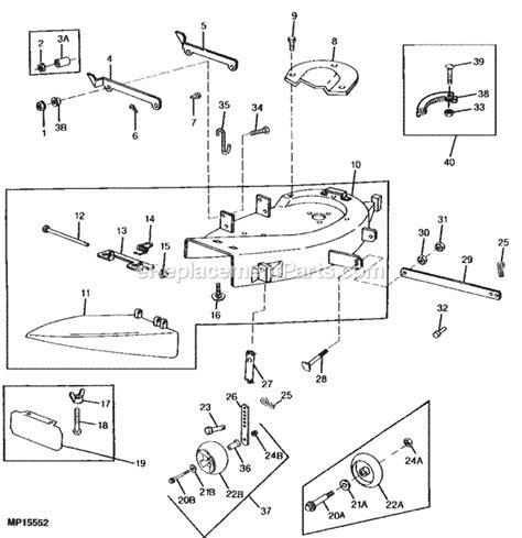 How Mount Deck Stx Mytractorforum