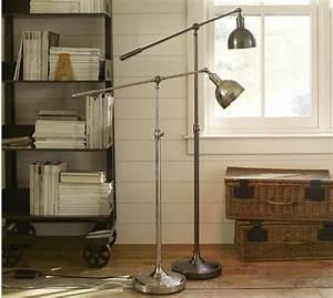 cole task floor lamp pottery barn abode pinterest With pottery barn floor reading lamp