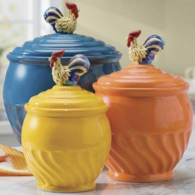 colorful kitchen canisters 25 best ideas about canisters on jar 2341