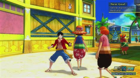 One Piece Unlimited World Red For Wii U