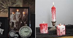 Deco Halloween Diy : easy diy halloween home decorations bored panda ~ Preciouscoupons.com Idées de Décoration