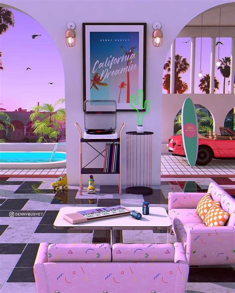 90s aesthetic room wallpapers