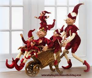 raz christmas at shelley b home and holiday christmas elves