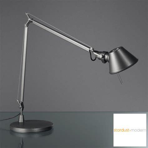 artemide tolomeo midi led table lamp stardust