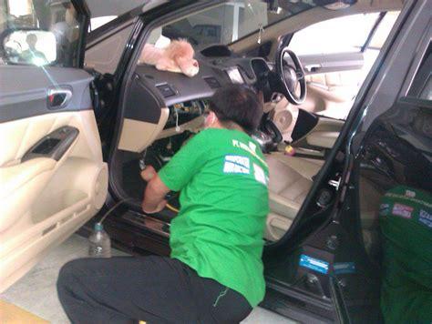 service aircond kereta greencon malaysia honda civic