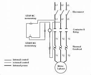 Wiring Diagram For Schneider Dol Starter