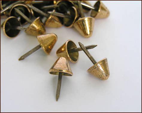 Pilzköpfe 7 mm Messing, verschiedene VPE´s ShopBienenweber