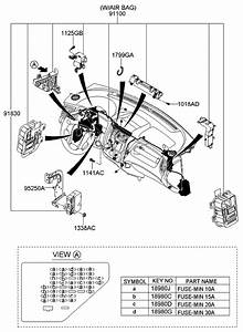 Kia Sportage Workshop Wiring Diagram