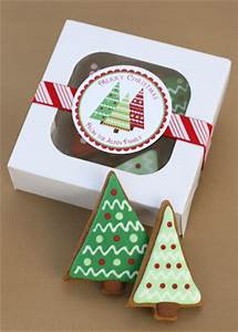 Christmas Trees Gingerbread and a Giveaway… – Glorious