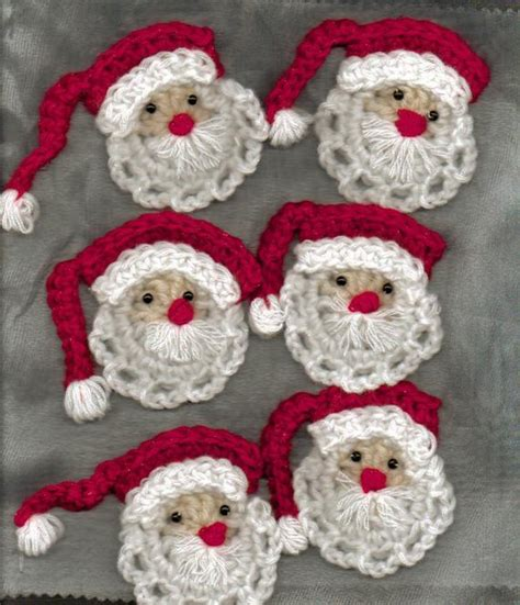 patterns for crochet ornaments easy crochet patterns - Crochet Christmas Ornaments To Make