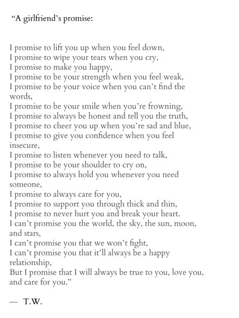 The ladies vows :) | Promise quotes, Love letters to your