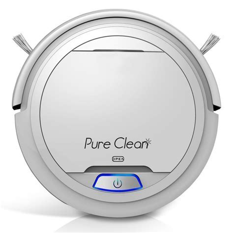 Pure Clean   PUCRC25   Home and Office   Robot Vacuum Cleaners
