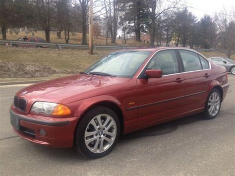 Purchase Used 2001 Bmw 330 Xi *all Wheel Drive *5-speed
