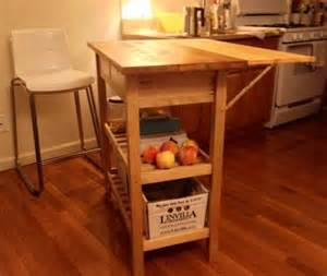 kitchen island cart ikea www miaikea carrello ikea estensibile