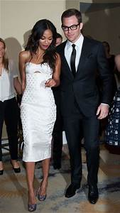 Chris Pine and Zoe Saldana Photos Photos - Academy Of ...