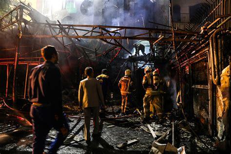 Spēcīgā sprādzienā Teherānas klīnikā gājuši bojā 19 ...