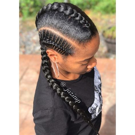 glam goddess braids   love wearing