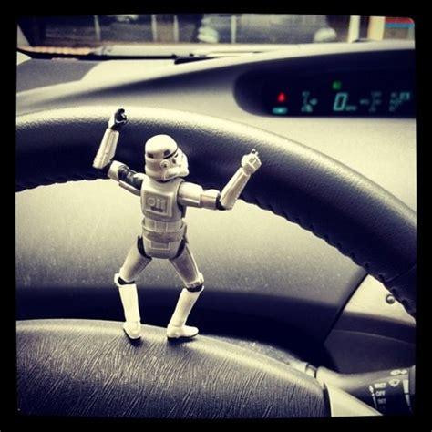 Storm Trooper Driving - #starwars | Star wars episode iv ...