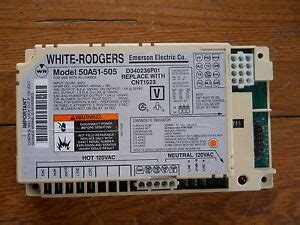 New Oem White Rodgers Furnace Control Circuit Board