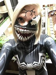 Best Diy Venom Costume Ideas And Images On Bing Find What Youll