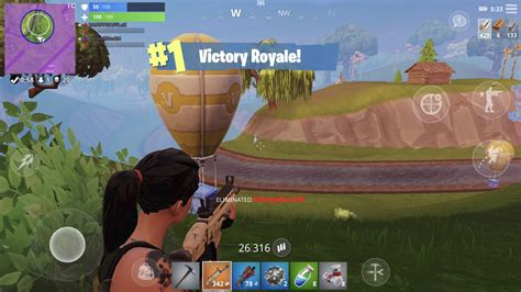 im pretty     kill record  mobile fortnite
