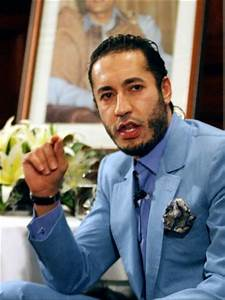 Gaddafi son and family plotted to escape to Mexico ...