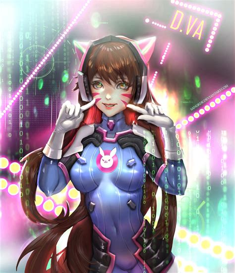 Dva  By Sangrde On Deviantart