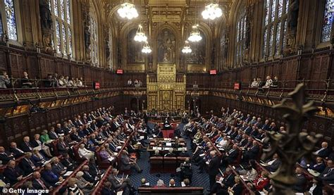 Lord Speaker Norman Fowler urges Boris Johnson to stop ...