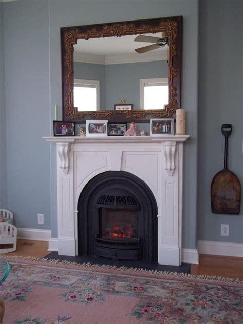 proper fireplace mantel height quora