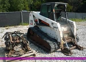 2003 Bobcat T250 Skid Steer Parts Machine