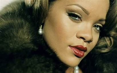 Rihanna Singer Wallpapers Pop Fur Fenty Haircut
