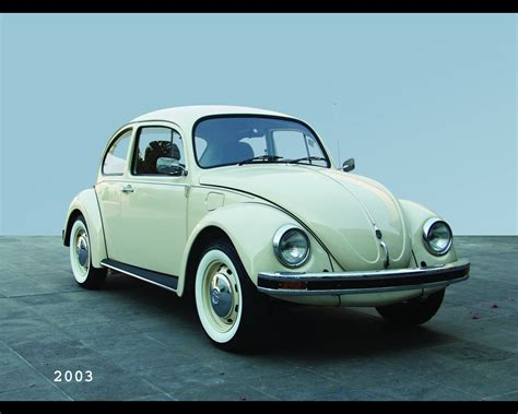Volkswagen Beetle 1938 2003