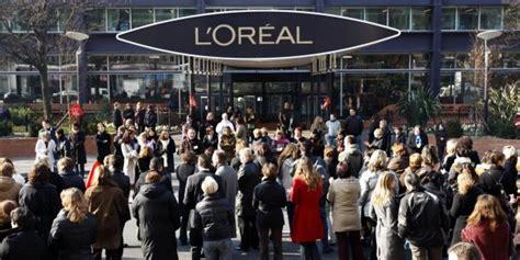 loreal siege les salariés de l 39 oréal réclament du quot pognon quot à agon