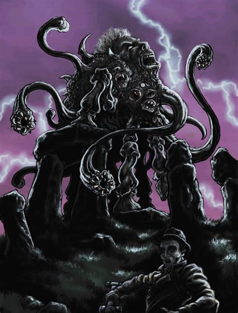 Review: The Dunwich Horror by H. P. Lovecraft - Amazing