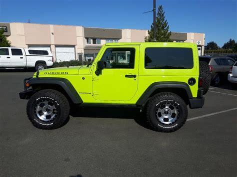 jeep wrangler rubicon   sale  parksville  victoria victoria