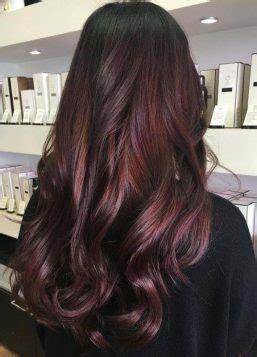 enfin une coloration pour cheveux fonces chocolat mauve